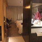 Deluxe 2 bed room.