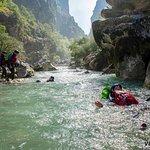Airboat kayaking et Aqua trekking dans les gorges du Verdon