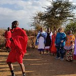 Cultural visit to the Maasai tribe