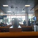 Nice bright dining room.