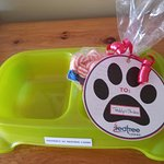Personalized treats for our four-legged friends!