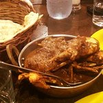 Best ever crab curry! A must try!