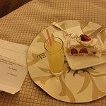 Thank you almira hotel for celebrating my birthday