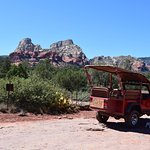 Red Rock Jeep Tour