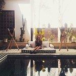 Moroccan Oasis - Riad Yasmine