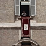 And, if you're in Rome on Sunday you may see Pope Francis addressing St. Peter's Square
