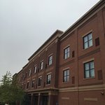 Hampton Inn Oxford University Area Foto