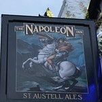 Napoleon Inn Sign