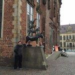 Bremer Stadtmusikanten Foto