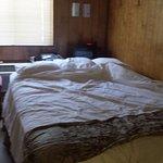 Inkijkje in de kamer