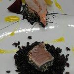 Coloro e sapori nel piatto