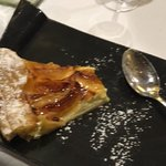 Apple pie!!! Fresh & delicious!!!