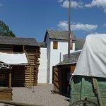 Fort Hall Replica Foto
