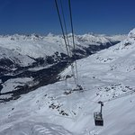 Mount Corvatsch Foto