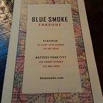 Foto de Blue Smoke