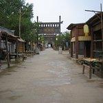 Duhuang Ancient City Ruins Image