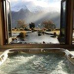 Lodge spa
