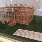 The White House...in miniature...