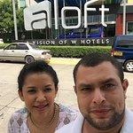 Aloft San Jose Hotel Foto