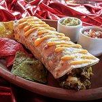 Gran Marcus burrito