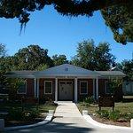 John Ggorrie Museum Historic State Park in Apalachicola, Florida.