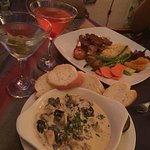 Foto de Zias Stonehouse Restaurant