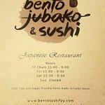 Bento Jubako & Sushi