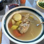 Mexican chicken soup - Casa Mexico, Kalispell