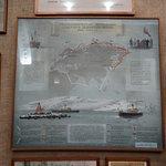 map of polar exploration