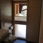 Valley view room - superb bathroom
