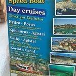 Agistri Jamaica Water Taxi Tours