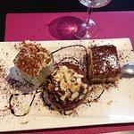 Mon dessert préféré : Les trois énormes migniardises