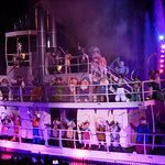Fantasmic - Characters in Finale