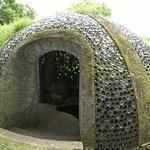 Checkout the bottle-house
