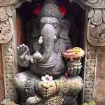 Ganesha welcomes you.