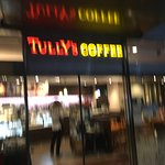 Tully's Coffee Diver City Tokyo Plaza