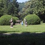 Zahrada Zámku Valeč