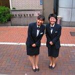 Courtyard Tokyo Ginza Hotel Foto
