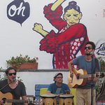 Foto van Oasis Backpackers Hostel Sevilla