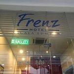 Foto di Frenz Hotel