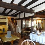 Photo of Badger's Hall tea room