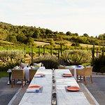 La Table en marbre