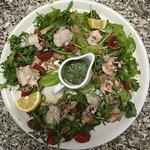 "Salad ""Tramontana"""