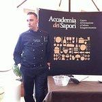 Chef Alessandro Dentone