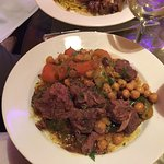 Cous Cous with Beef