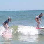 Photo de Tony Silvagni Surf School