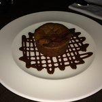 mi-cuit chocolat noisette.