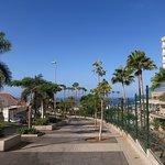 Weg zum Playa del Bobo