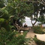 Sea view bungalow