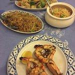 Dinner at Fishmarket